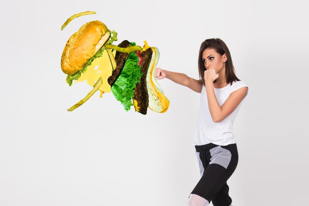 食事制限なし!キックボクシングに合う食事方法