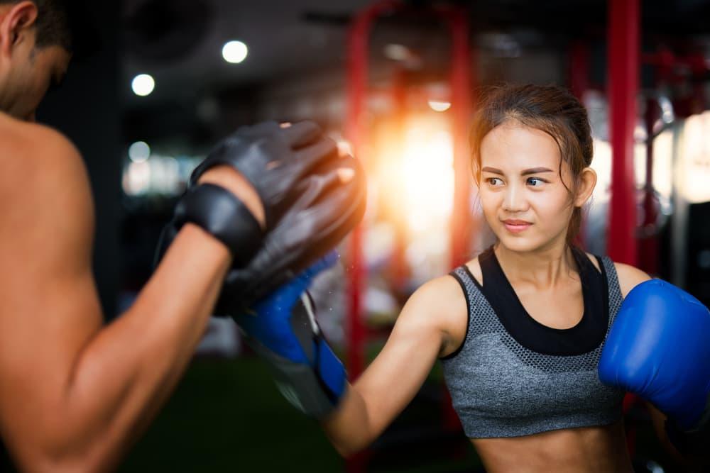 キックボクシングと他の運動・ダイエットとの消費カロリーの比較