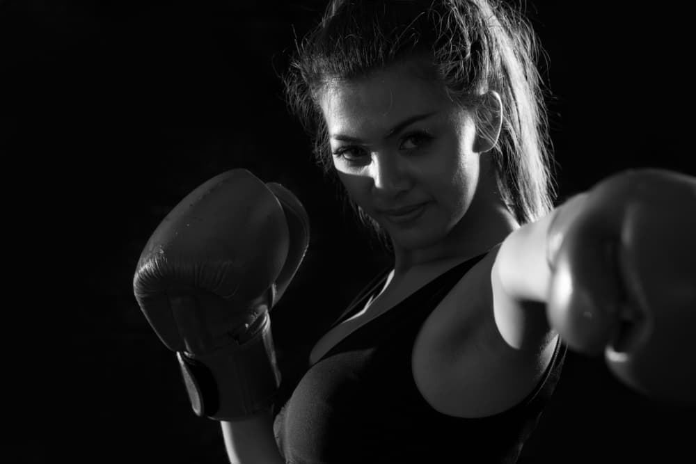 キックボクシング 体重×時間の消費カロリー