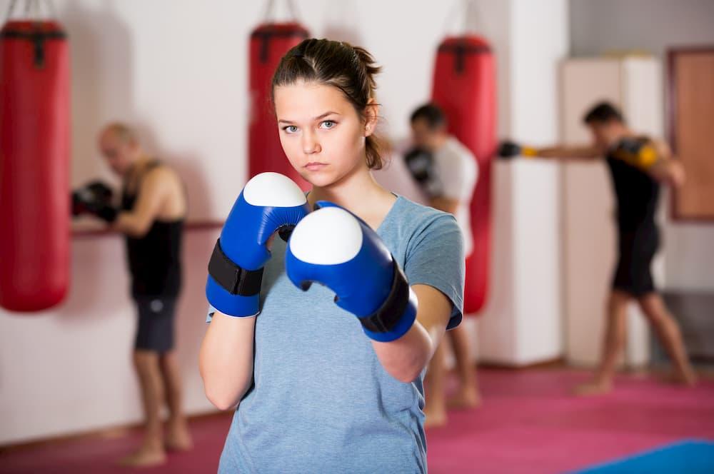 女性に大人気!キックボクシングボクシングとは?