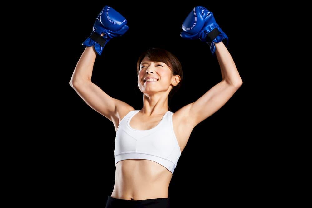 パーソナルトレーナーの指導が受けられるキックボクシングジムのメリット