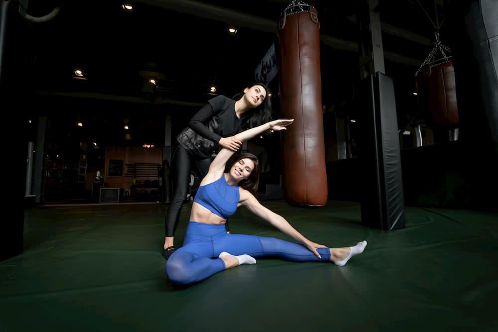 女性でも通いやすいキックボクシングジムを選んで体験しよう