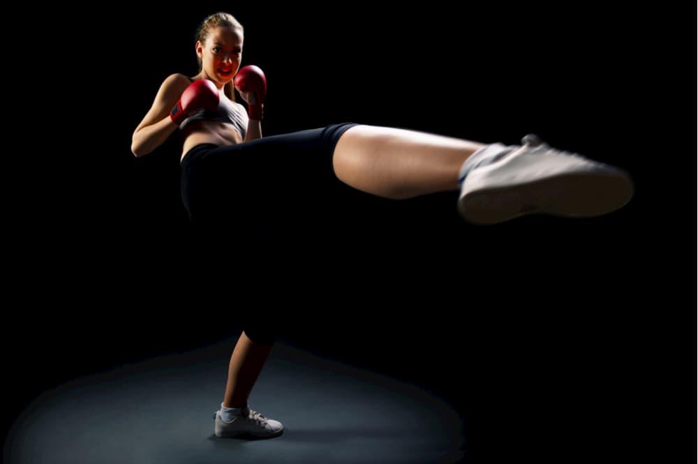 キックボクシングをしている女性有名人を紹介!