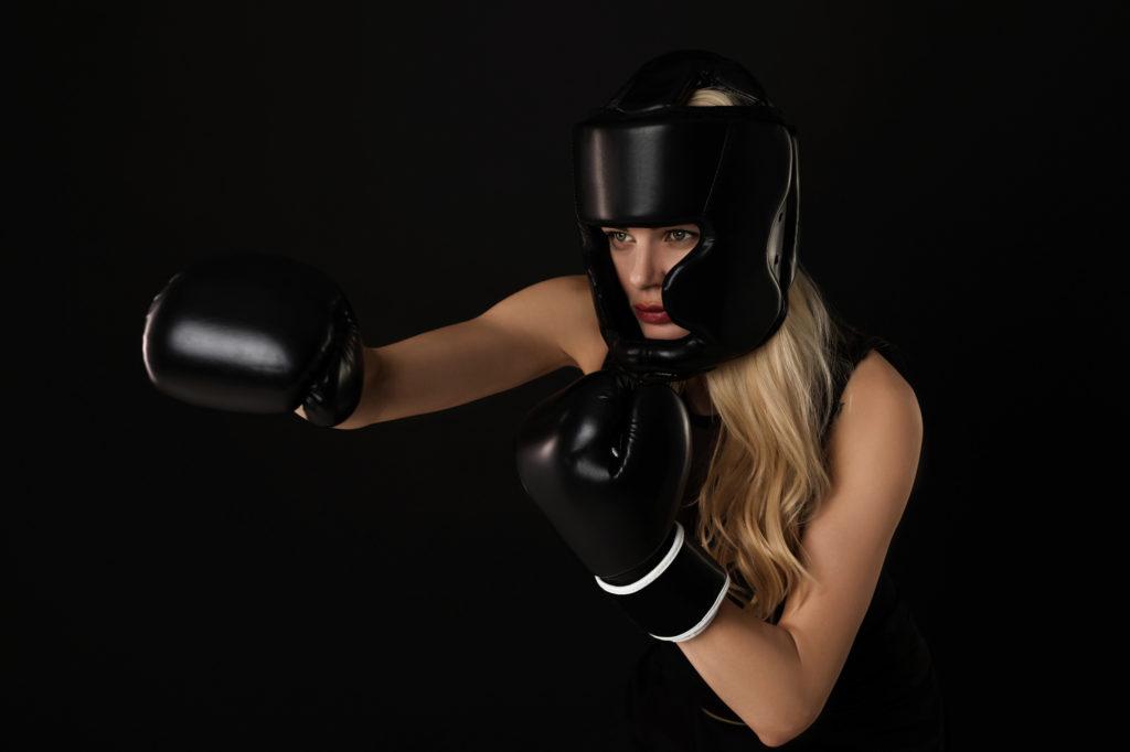 暗闇ボクシングでダイエット