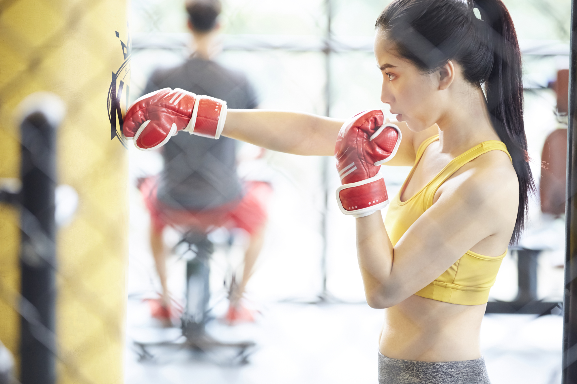 美肌づくりにキックボクシングをご提案!