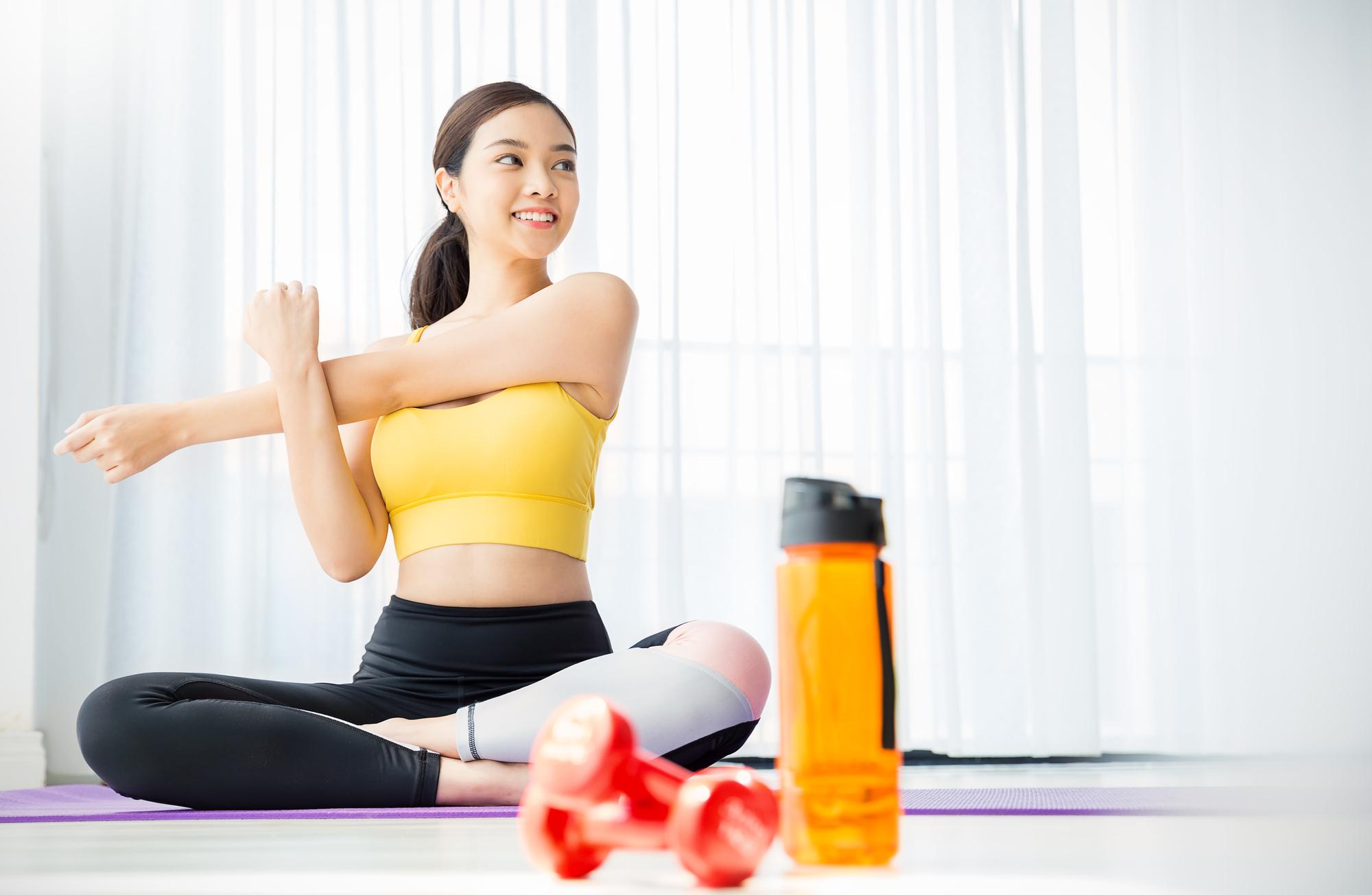 運動で上手に痩せる汗をかく方法