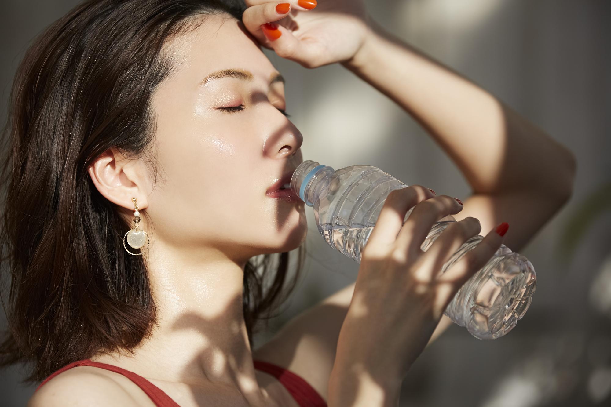 汗を上手にかくために意識したい生活習慣