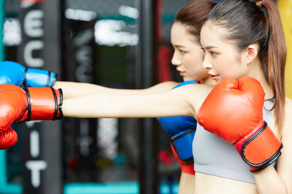 ボクシングエクササイズの良い効果