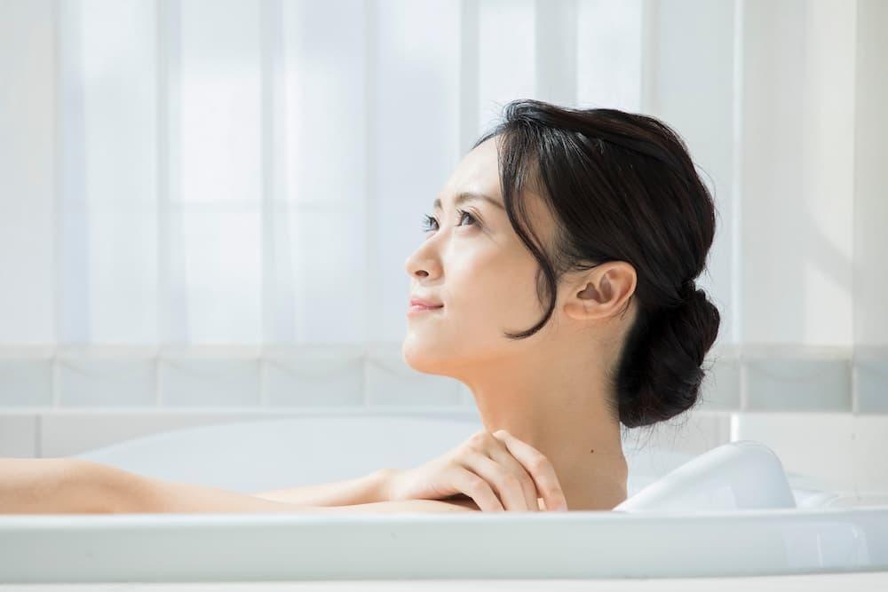 半身浴で汗をかいて痩せやすい体に