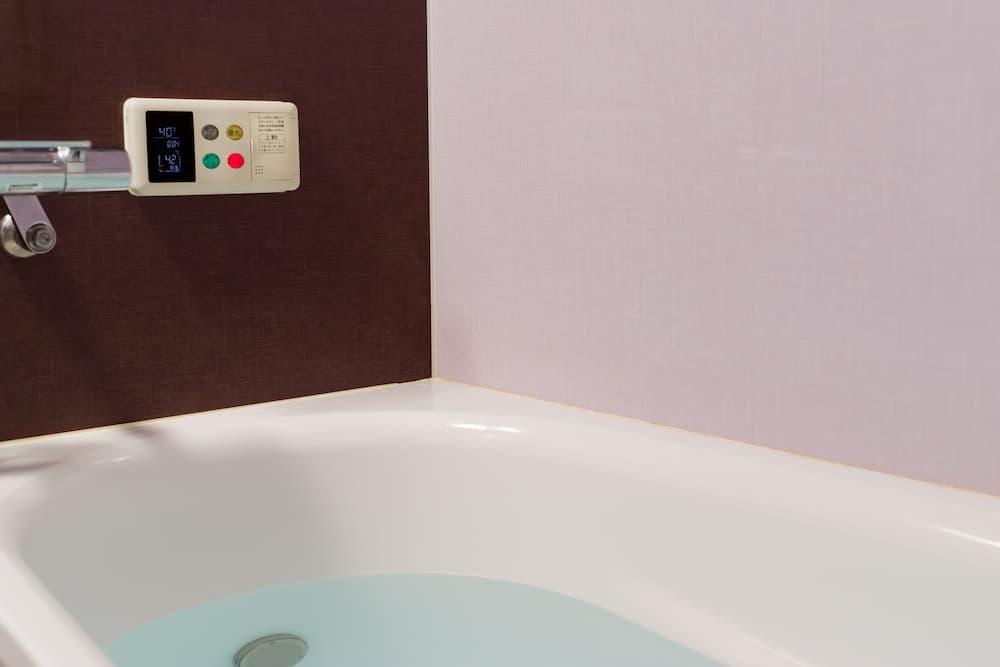 半身浴の基本的なやり方