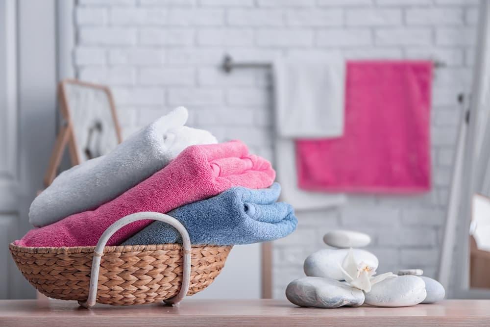 保温用タオルを用意する