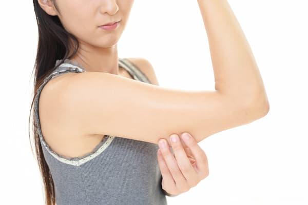 二の腕が痩せる方法