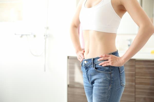 長期目線で確実にお腹が痩せる方法