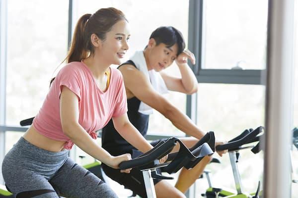 男性は女性よりも痩せやすい