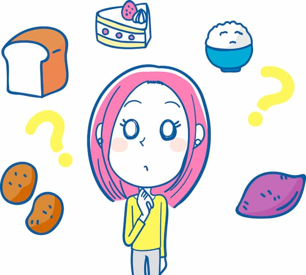 糖質とは何かを知る