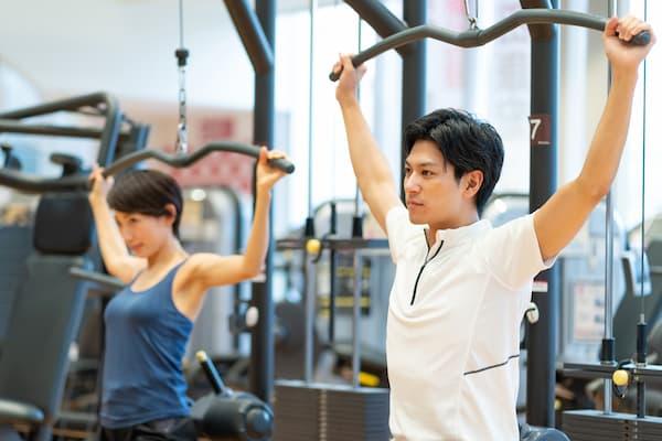 男性が運動で痩せる方法