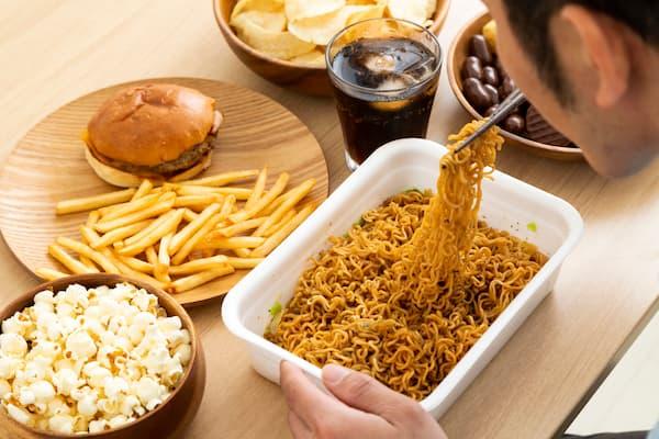 食べ過ぎをやめる